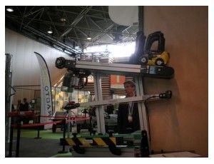 convoyeur didactique à bande- étudiant - moteur - convoyeur - science de l'ingénieur - banc d'éssai